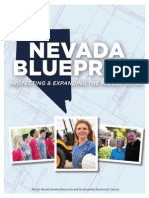 Nevada Blueprint - Protecting & Expanding The Middle Class