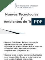 Presentación nuevas Tecnologias