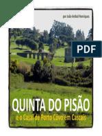 A Quinta do Pisão em Cascais - por João Aníbal Henriques