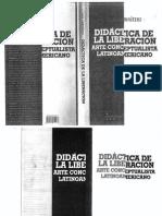 Luis Camnitzer - Didáctica de La Liberación
