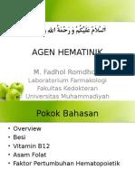 Agen Hematinik