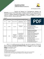 Edital 009-13 Resultado - SUbstituto EAGRO-DDS-Educao Fisica e Geografia (1)