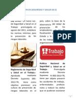 Consorcio Latinoamericano-manual de Seguridad y Salud en El Trabajo