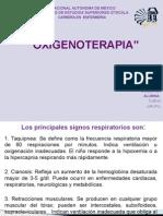 Oxigennoterapia