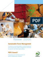 PEFC Annual Review 2006
