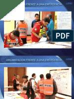 Organizacion Antes de La Emergencia
