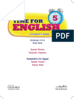 Time for English STU_5A