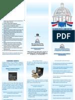Brochure Gobierno Abierto