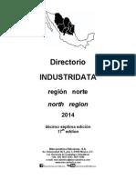 directorio ndustridata Region Norte