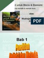 Metode Riset utk Bisnis & Ekonomi.ppt
