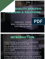 powerquality analysis
