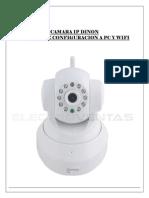 Manual Configuracion Camara Ip