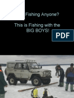 ICE Fishing Anyone? This is Fishing With