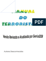 Manual Do Terrorista