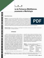 Caracterização de Polímeros Multifásicos