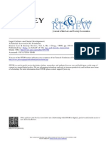 Friedman-Legal Culture and social development.pdf