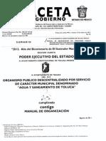 Organismo de Agua y Saneamiento de Toluca AYST