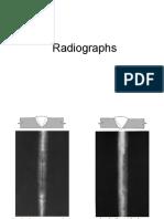Radiographic Interpretation Graphs Guideline