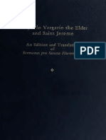 ((Medieval & Renaissance Texts & Studies _ v. 177)) Pietro Paolo Vergerio, John M. McManamon (ed.)-Pierpaolo Vergerio the Elder and Saint Jerome_ An Edition and Translation of Sermones Pro Sancto Hier.pdf