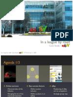 ebay's strategic moves in 2011