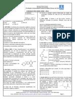 Listão de Química Orgânica