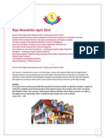 Ripa Newsletter April 2014 En