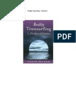 Vadim Zeland - Reality Transurfing Vol. I