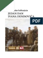 Aleksandar Solženjicin - Jedan dan Ivana Denisoviča.pdf