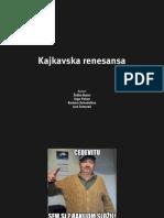 Kajkavski govori