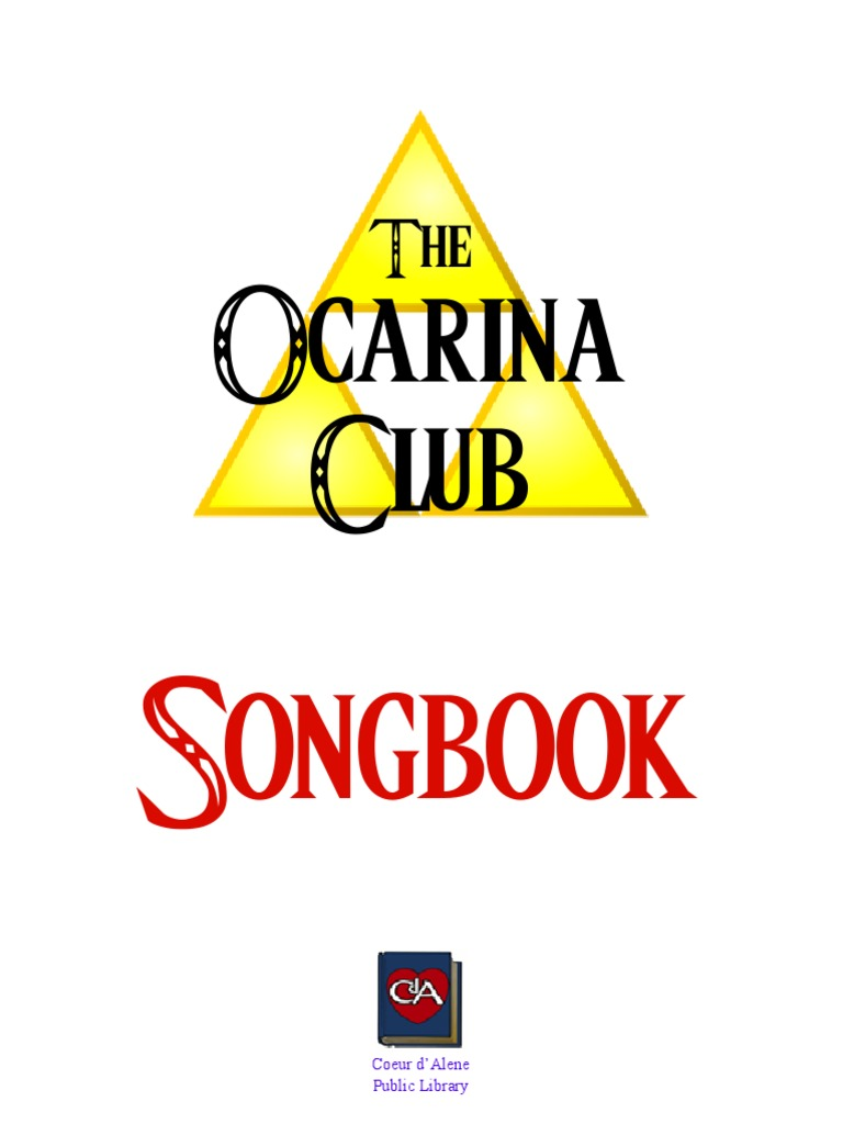 Ocarina Club Booklet Breathing Musicology