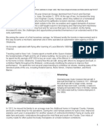 Cessna Aircraft Company-A Short History