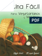 7626004 Cocina Facil Comida Vegetariana