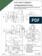 Tavola 9 disegno tecnico industriale