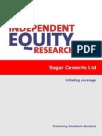 Sagar Cements CRISIL