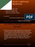 Sismicidad y Amenaza Regional....Docx (1)