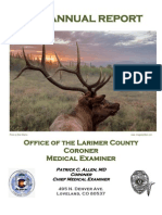 2014 Annual Coroner Report
