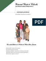Informe Misionero Nacional Dto 7