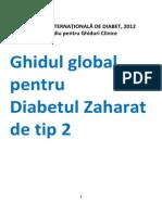 Ghidul Pentru Diabetul Tip 2 Al Federatiei Internationale de Diabet
