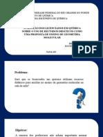 Apresentação_pesquisa Em Ensino de Quí¡Mica.