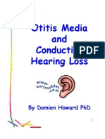 Otitis Media and Conductive Hearing Loss