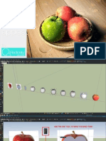 Making of a Simple Apples TUTORIAL