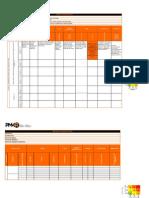 Matriz de Planificacion - Plantilla Con Ejemplos
