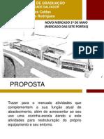 Projeto TFG - Arquitetura