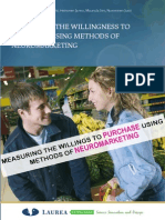 7. Palokangas Et Al Measuring of Willingness of Purchase Using Methods of Neuromarketing