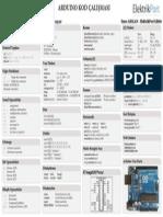 Arduino Kod Çalışması
