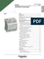 PowerLogic EGX300 User's Guide-ESPAÑOL PDF