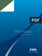 [Book] FIFA Statutes (2011)