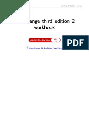 interchange third edition free download audio