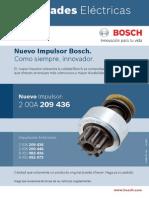 Impulsor 200A Bosch