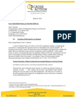 FOIA Request to Dept. of State